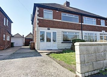 Thumbnail 3 bed semi-detached house for sale in Bricknell Avenue, Hull
