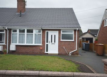 Thumbnail 2 bed semi-detached house to rent in Kingsley Road, Haslington, Crewe