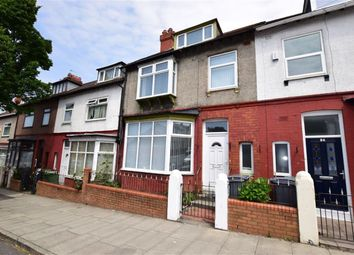 Thumbnail 4 bed terraced house for sale in Rowson Street, Wallasey, Merseyside