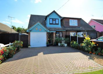 4 bed semi-detached house for sale in Waxwell Road, Hullbridge, Hockley SS5