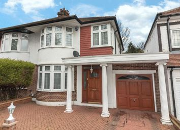 Thumbnail 3 bed semi-detached house for sale in Spring Gardens, Woodford Green