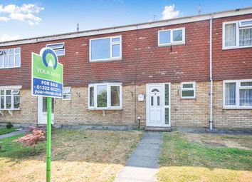 Thumbnail 3 bed terraced house for sale in Shurlock Avenue, Swanley