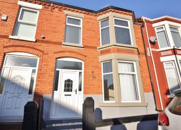 Thumbnail 4 bedroom terraced house for sale in Dundonald Road, Aigburth, Liverpool