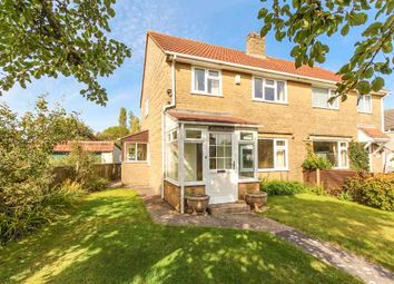 Thumbnail 3 bed semi-detached house for sale in Leigh, Sherborne