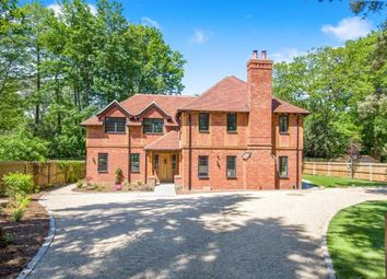 Thumbnail 5 bed detached house for sale in Cricket Hill, Yateley, Hampshire