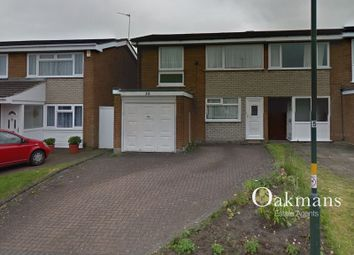 Thumbnail 3 bedroom semi-detached house to rent in Christopher Road, Birmingham, West Midlands.