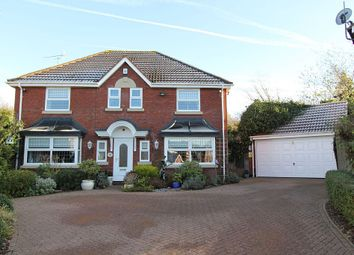 Thumbnail 4 bed detached house for sale in The Dolls House, 18 Wrekin Close, Northampton, Northamptonshire