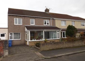 Thumbnail 5 bed semi-detached house for sale in Bisley Road, Amble, Morpeth, Northumberland