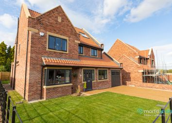 Thumbnail 5 bed detached house for sale in Folly Nook Lane, Ranskill, Retford