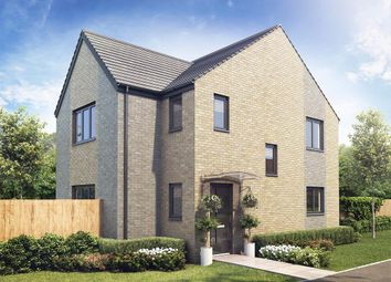 "Thumbnail 3 bed detached house for sale in ""The Hatfield Corner"" at Aykley Heads, Durham"