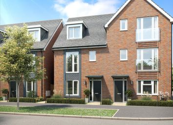 Thumbnail 4 bed semi-detached house for sale in Heathy Wood, Copthorne