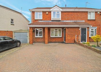 Lucas Road, Snodland, Kent ME6. 3 bed semi-detached house for sale