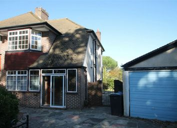 Thumbnail 3 bed semi-detached house for sale in Stuart Crescent, Shirley, Croydon, Surrey