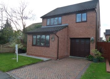 Thumbnail 4 bedroom detached house for sale in Ffordd Beck, Gowerton