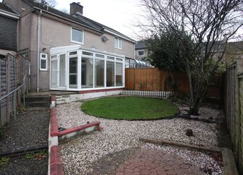 Thumbnail 2 bed terraced house to rent in Monksmead, Tavistock
