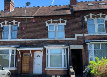 3 bed terraced house for sale in Friary Road, Handsworth Wood, Birmingham B20