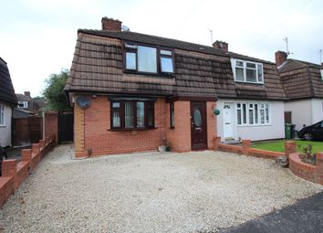 Thumbnail 3 bedroom semi-detached house to rent in Lawnwood Road, Netherton, Dudley