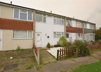 Thumbnail 3 bed terraced house for sale in Chatham Pavement, Basildon, Essex