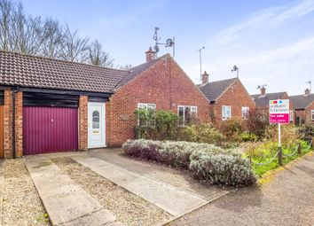Thumbnail 3 bedroom bungalow for sale in Arnott Road, Holt