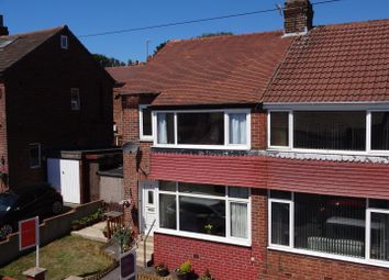 Thumbnail 3 bed terraced house for sale in Featherbank Mount, Horsforth, Leeds