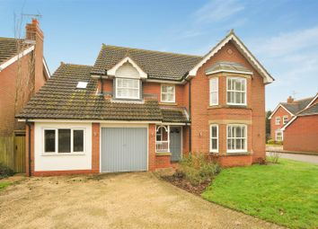 Thumbnail 4 bedroom property for sale in Hawthorn Drive, Uppingham, Oakham