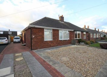 Thumbnail 1 bedroom semi-detached bungalow for sale in Brookdale Avenue, Thornton-Cleveleys