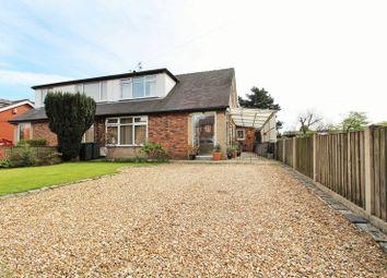 Thumbnail 3 bed semi-detached house for sale in Blackgate Lane, Tarleton, Preston