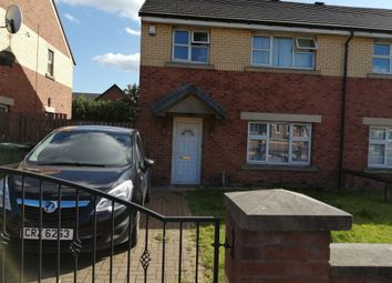 Thumbnail 3 bed semi-detached house for sale in Glensdale Grove, Leeds