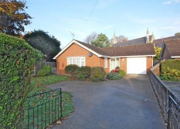 Thumbnail 3 bed detached bungalow for sale in Mount Pleasant, Louth