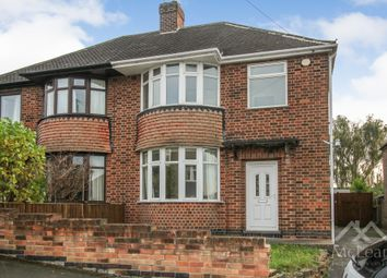 Thumbnail 3 bed semi-detached house to rent in Thirlmere Close, Nottingham