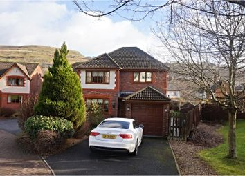 Thumbnail 4 bed detached house for sale in Howards Way, Ebbw Vale