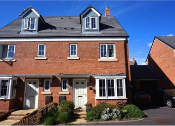 Thumbnail 4 bed semi-detached house to rent in Dukes View, Telford