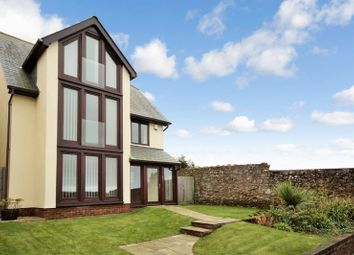 Thumbnail 4 bedroom detached house for sale in St. Decumans Road, Watchet