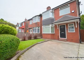 Thumbnail 3 bed semi-detached house for sale in Beech Avenue, Whitefield, Manchester