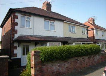 Thumbnail 3 bedroom semi-detached house to rent in Cannock Avenue, Layton, Blackpool