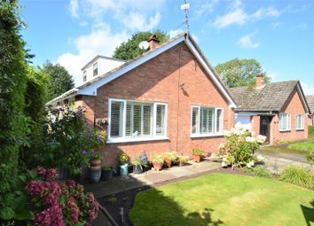 Thumbnail 3 bed bungalow for sale in Summerfield Road, Mobberley, Knutsford