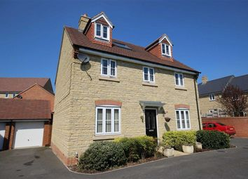 Thumbnail 5 bed detached house to rent in Russ Avenue, Faringdon, Oxfordshire