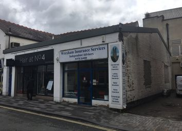 Thumbnail Retail premises to let in King Street, Wrexham