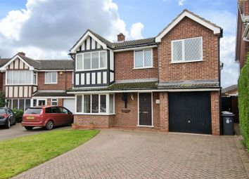 Thumbnail 5 bedroom detached house to rent in The Pines, Boley Park, Lichfield