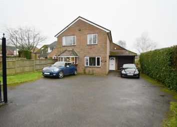Thumbnail 4 bed detached house to rent in Greenmore, Woodcote, Reading