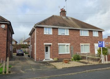 Thumbnail 3 bed property for sale in Robin Hood Avenue, Warsop, Mansfield