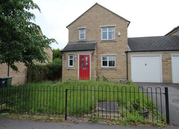 Thumbnail 3 bedroom detached house for sale in Oxley Road, Ferndale, Huddersfield