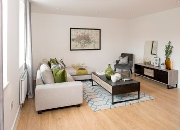 Thumbnail 2 bed flat for sale in Juniper Way, Folkestone, Kent