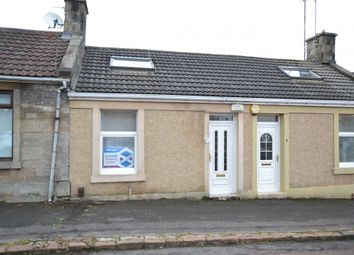 Thumbnail 2 bed cottage for sale in Hill Street, Larkhall, Lanarkshire