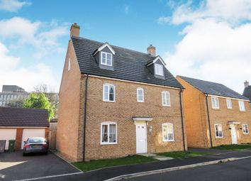 Thumbnail 5 bedroom detached house for sale in Scarsdale Way, Grantham