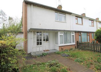 Thumbnail 2 bed end terrace house to rent in Haseldine Meadows, Hatfield