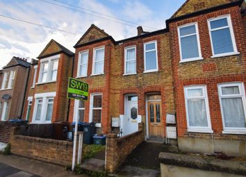 Thumbnail 3 bed terraced house for sale in Fortescue Road, Colliers Wood, London