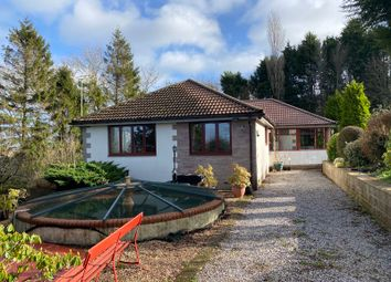 St. Marychurch Road, Coffinswell, Newton Abbot TQ12. 4 bed detached bungalow for sale