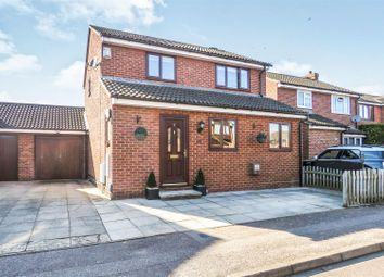 4 bed detached house for sale in Mountbatten Drive, Biggleswade SG18