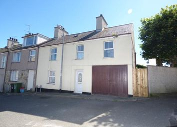 Thumbnail 3 bed end terrace house for sale in Cross Street, Holyhead, Sir Ynys Mon